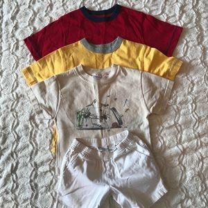 Talbots boys clothes size 2